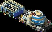 Airplane Workshop Construction