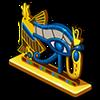Asset Eye of Horus Amulet