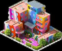 Favela Apartments