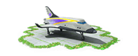 Icon OS-37 Orbital Shuttle