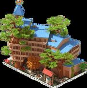 Burgess's Treehouse