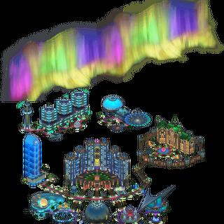 Northern Lights Area