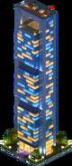 Torre Bankia (Night)