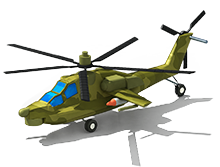 AH-40 Attack Helicopter L1