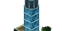 Water Synthesis Tower (Las Megas)