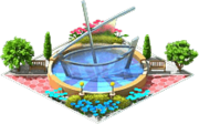 Catraia Fountain