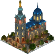 Notre-Dame de la Garde (Night)