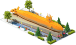 Gold NS-64 Nuclear Submarine