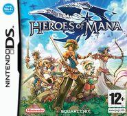 Heroes of Mana Boxart