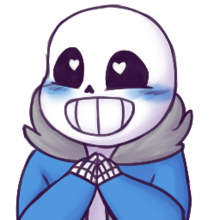 Sans The Skeleton meh boi