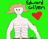 Edward is Hot