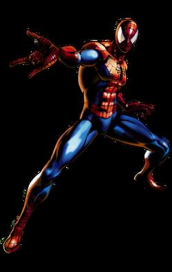 Spider-Man CG Art