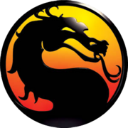 Mortal Kombat= Dimension X Logo