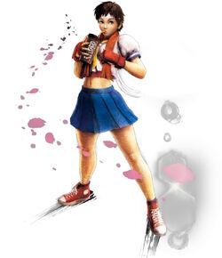 Sakura CG Art