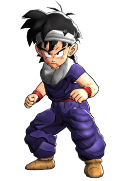 Dragon-ball-z-battle-of-z-kid-gohan-artwork
