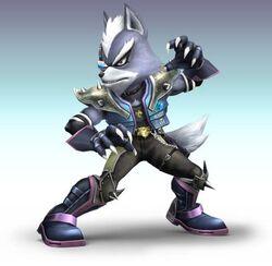 Wolf CG Art