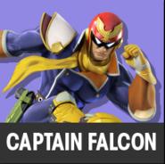 Character-captain falcon