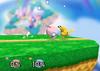 Jigglypuff Dash attack SSB