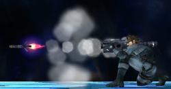 Snake Missile