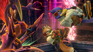SSB4-Wii U Congratulations Falco All-Star