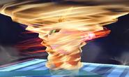 Mach Tornado Kirby Attack SSBB