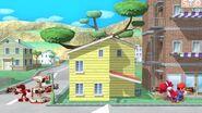 Onett in Super Smash Bros Wii U