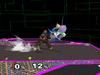 Ganondorf Forward throw SSBM