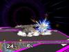 Ganondorf Floor attack (back) SSBM