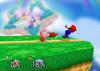 Kirby Forward tilt SSB
