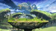 Gaur Plain Omega (Wii U)