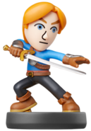 Mii Swordfighter Amiibo