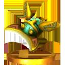 SSB3DS Beetle Trophy
