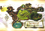 Map of Hyrule (Ocarina of Time)