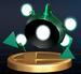 Green Alloy Trophy SSBB