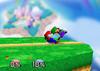Mario Dash attack SSB
