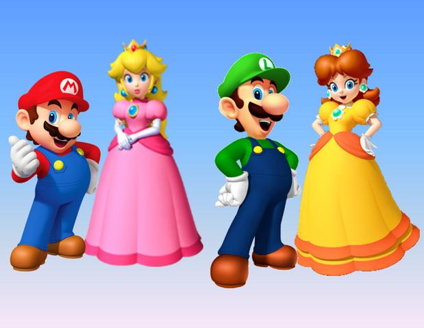 File:.028 Mario Luigi Peach Daisy & Zachary.png