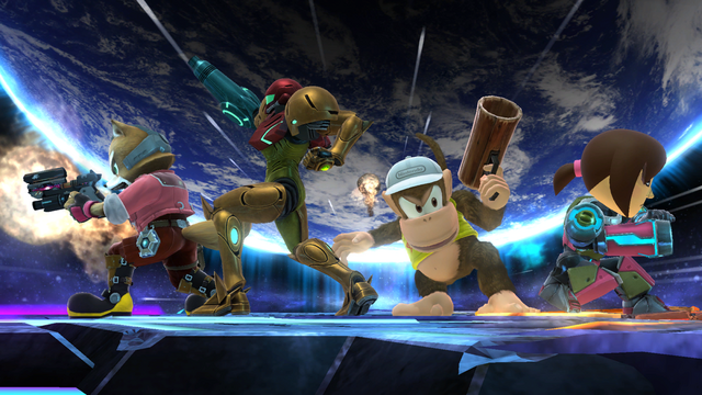 File:SSB4-Wii U Congratulations Diddy Kong Classic.png