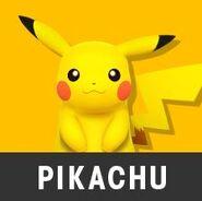 Pikachu Wii U-3DS