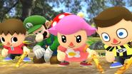 SSB4-Wii U Congratulations Luigi All-Star
