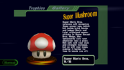 Super Mushroom SSBM
