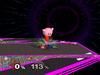 Kirby Down throw SSBM