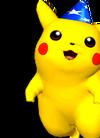 Pikachu Palette 03 (SSBM)