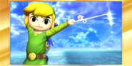 Toon Link victory 1