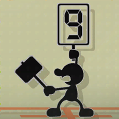 That Elusive 9 Event Icon