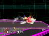 Falco Dash attack SSBM
