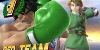 Final Smash Result Screen Glitch