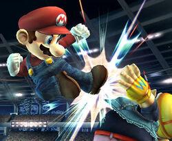 Mario Sex Kick