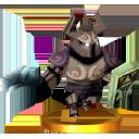 Phantom trophy