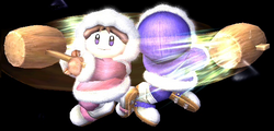 Ice Climbers Squall Hammer SSBB