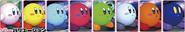 SSB4-Kirby Palette 001